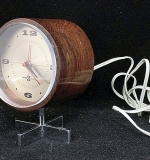 3. Howard Miller Rosewood Table Clock | $413