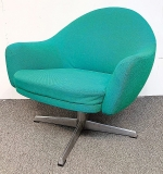 8. Modernist Swivel Chair | $338.25