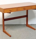 18. Georg Petersens Danish Teak Desk | $1,003