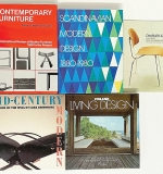 24. Five Modern Design Books | $177