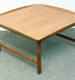 53. Dux Teak Square Cocktail Table | $265.50