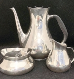 70. Carl Cohr Silverplate Coffee Service | $82.60