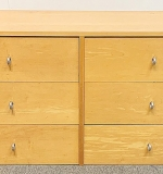93. Paul McCobb Six-drawer Chest | $369