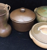 103. Lot of Five Midcentury Ceramics | $206.50