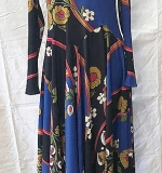 131. Vintage Martieri di-Roma, New York Dress | $36.90