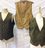 135. Lot of Three Vests | $86.10