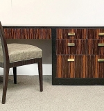 199. Custom Dresser/Desk Set with Chair | $369