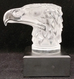217. Lalique Crystal Eagle Car Mascot | $276.75