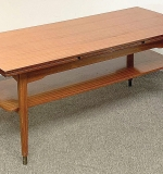 222. Midcentury Modern Extension Coffee Table | $332.10