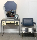 224. Three-piece Art Deco Furniture Grouping | $215.25