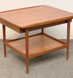 251. Danish Modern Teak Lamp Table | $399.75