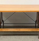 272. Industrial Design Drafting/Dining Table | $338.25
