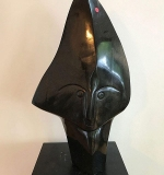 310. Factor Ziira. Shona Sculpture, Me and My Spirit | $472