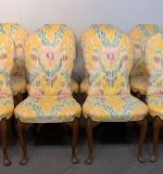 321. Eight Georgian-style Dining Chairs |  $1,625