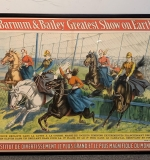 344. Barnum & Bailey Lithograph Poster, 1898 |  $510
