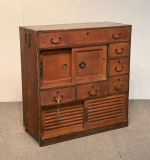 404. Japanese Tansu Cabinet |  $132