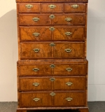 410. 18th C. Georgian Chest on Chest |  $540