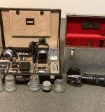 440. 3 Hasselblad Cameras with Lenses And Accessories |  $2,760