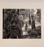543. Jerry Uelsmann. Photograph, Girl in Forest |  $570
