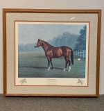 559. Richard Reeves. Lithograph, Northern Dancer |  $330