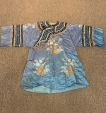 29. Chinese Embroidered and Beaded Silk Jacket |  $510