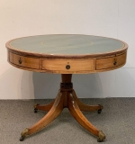 51. 19th C. English Regency Rent Table |  $625