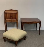 68. Three-pc. French Furniture Grouping |  $75