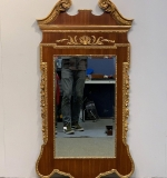 147. Friedman Brothers Chippendale-style Mirror |  $84