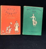 150. 2 P.L. Travers Mary Poppins Books |  $72
