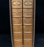 "155. 2 Vols. ""History of the Indian Tribes of N.A."" 