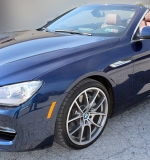 2015 BMW 650i Convertible. $68,440.00