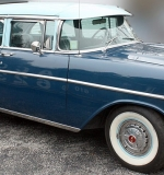 1957 Chevrolet Bel Air Continental Kit. $14,750