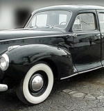 Lincoln Zephyr with Suicide Doors & Mohair Interior. $12,100