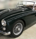 1961 MG MGA 1600 Roadster. $20,650