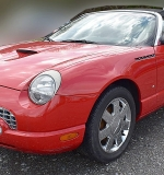 2003 Ford Thunderbird Convertible. $11,800