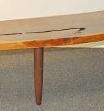 George Nakashima Slab Coffee Table. $12,980