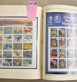 Album of Commemorative & Special Edition Stamps. $2,070