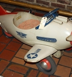 The Towne House Collection:  Murray Navy Patrol Pedal Plane. $2,530