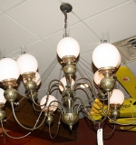 The Towne House Collection: Victorian 12-light Chandelier. $2,530