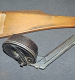 Luger Snail Drum Magazine and Rifle Stock. $1,380