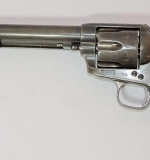 Colt Single-action Army Revolver with Visible Cartouche. $4,830