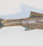 Haskell Minnow by Riley Haskell, Plainesville, Ohio. $9,200
