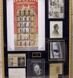 Archival collection of Harry Houdini water-torture artifacts. $8,850. The Pat Croce Collection