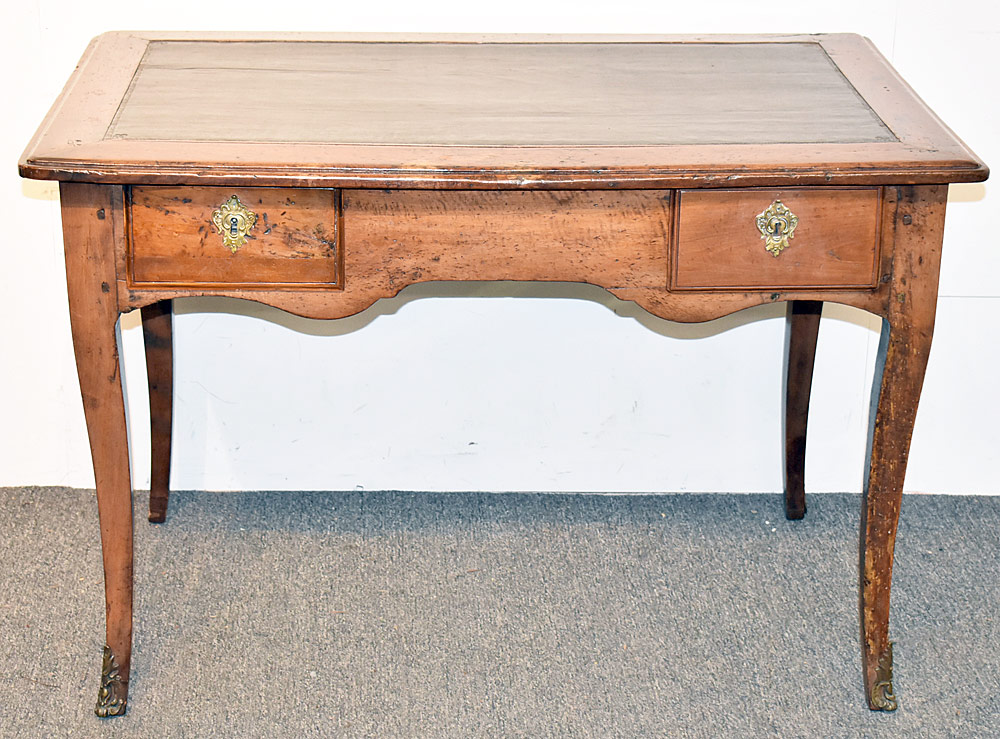 5. French Provincial Writing Desk. $354