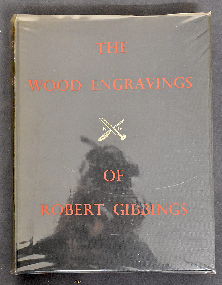 37. The Wood Engravings of Robert Gibbings. $98.40