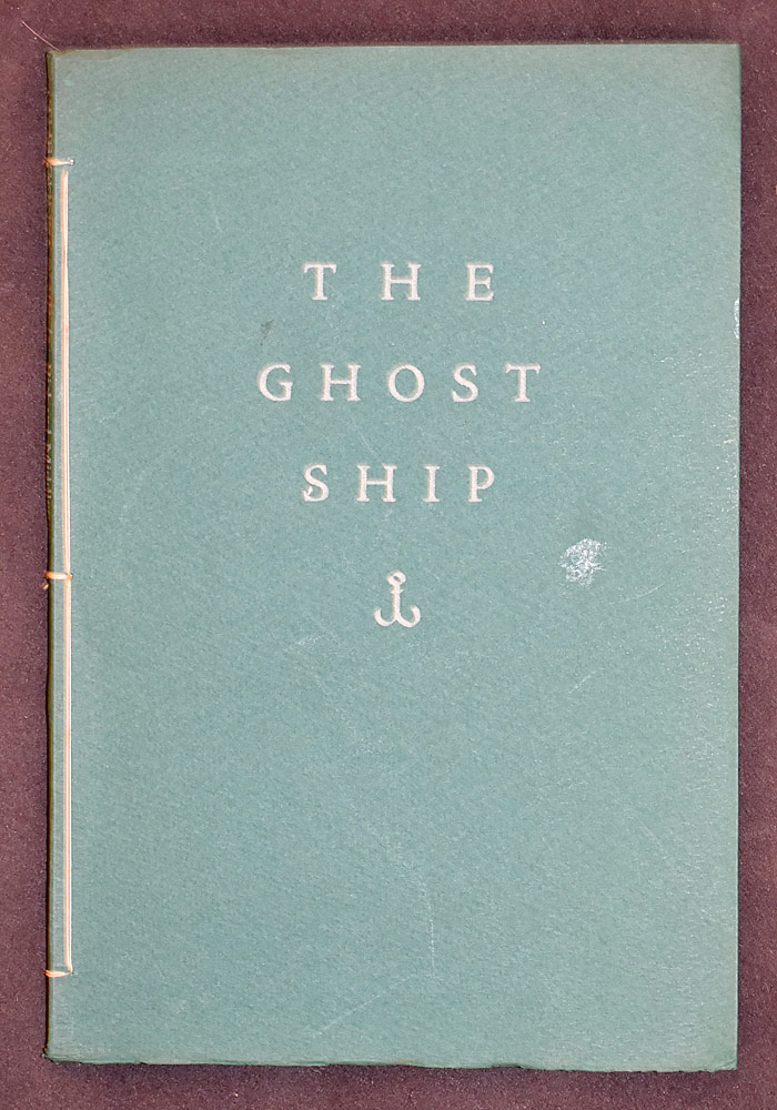 75. Richard Middleton, The Ghost Ship. $24.60