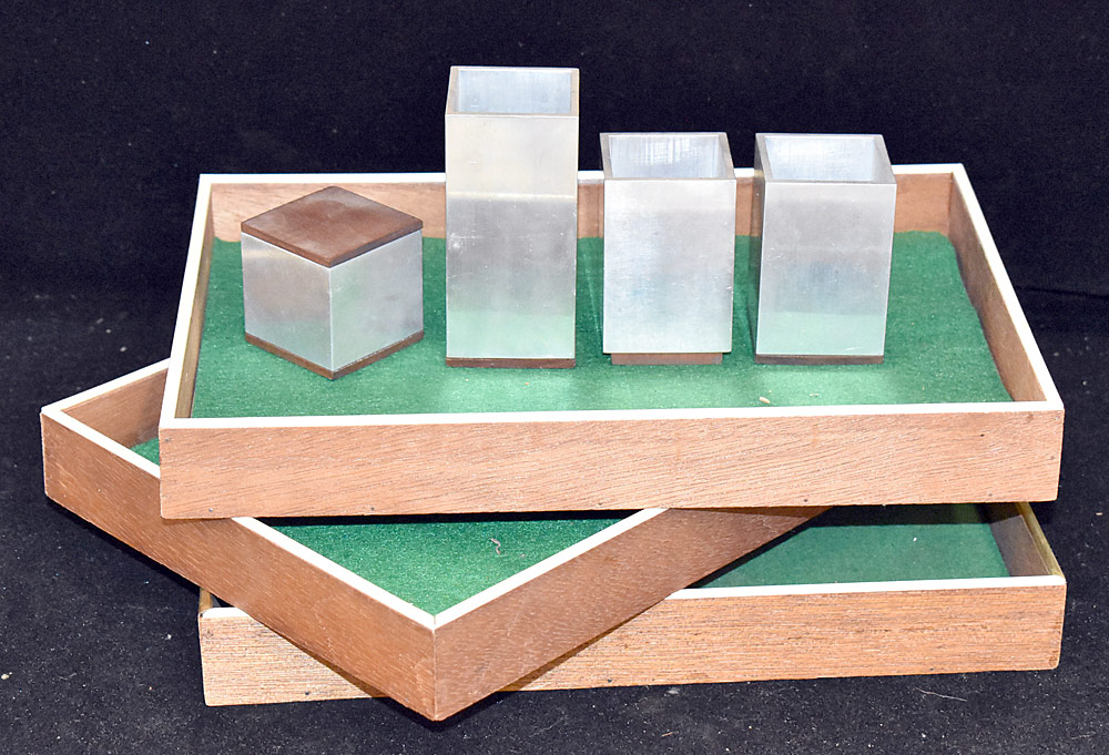 206. Modernist Desk Accessories. $184.50