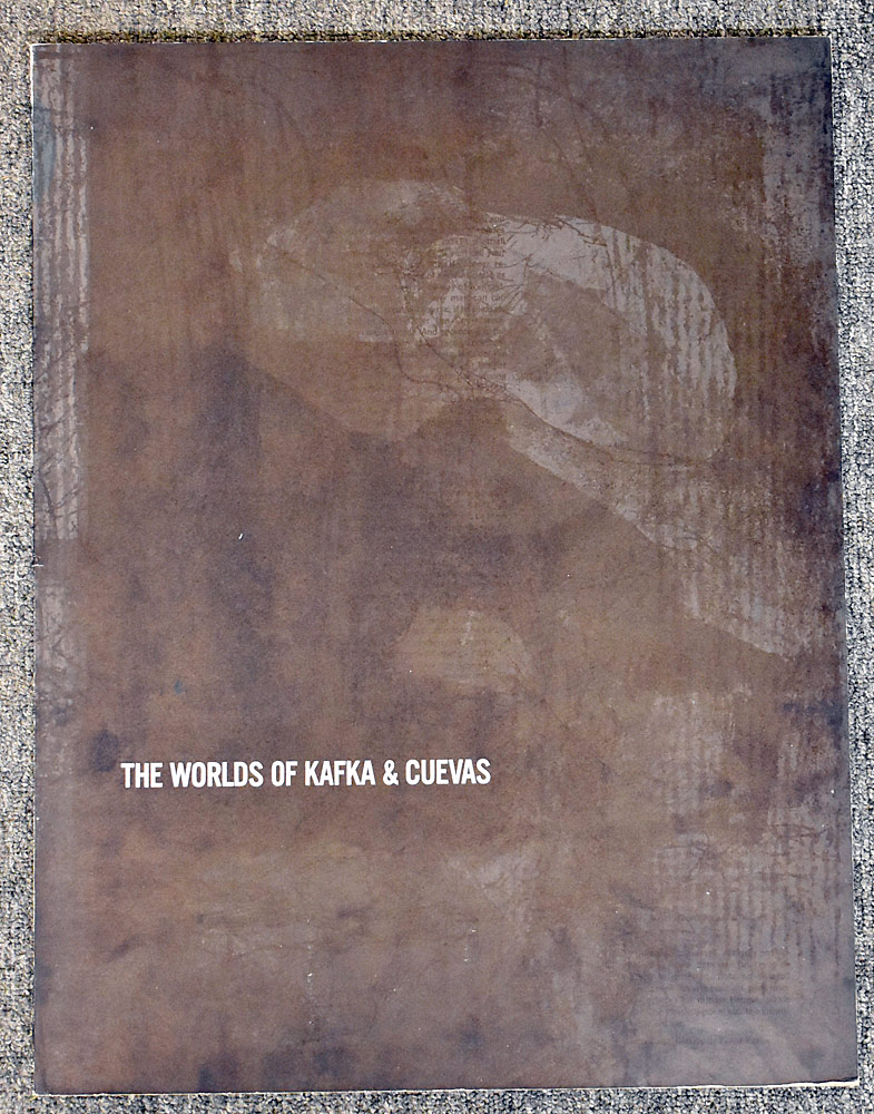 229. Jose Luis Ceuvas, The Worlds of Kafka and Cuevas. $86.10