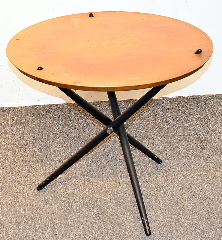 1. Hans Bellman/Knoll Popsicle Occasional Table | $307.50