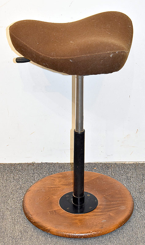 6. Modernist Rocking Stool | $36.90